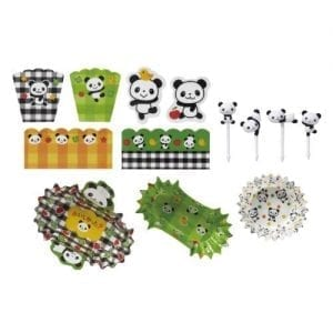 Bento-Lunch-Decoration-Accessories-Beginner-Kit-Panda-0