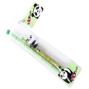 Cute-Panda-Pencils-Includes-1-HB-Pencil-and-1-Ball-Point-Pen-0