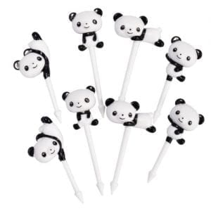 CuteZCute-Bento-3D-Food-Pick-8-Piece-Panda-0