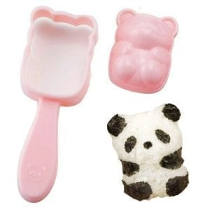 CuteZCute-Fun-Rice-Mold-Onigiri-Shaper-and-Dry-Roasted-Seaweed-Cutter-Set-Baby-Panda-0