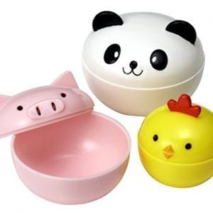 CuteZCute-Mayo-Cups-for-Bento-Box-Lunch-Mini-Panda-Chick-and-Pig-0