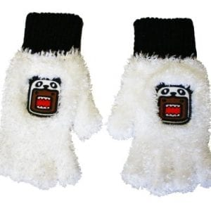Domo-Panda-Bear-Fuzzy-Fingerless-Gloves-0