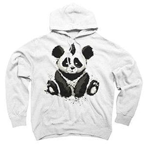 Inked-Panda-Mens-Medium-White-Graphic-Pullover-Hoodie-Design-By-Humans-0