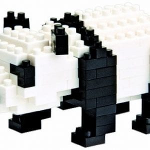 Nanoblock-Giant-Panda-with-over-150-Pieces-0