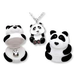 Panda-Bear-Pendant-Necklace-in-Figural-Gift-Box-0