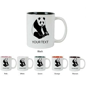 Personalized-Custom-Panda-11-oz-White-Ceramic-Sublimation-Coffee-Mug-for-Holiday-Gift-or-Present-Contact-Seller-for-TextColor-or-Leave-a-Gift-Message-at-Checkout-0
