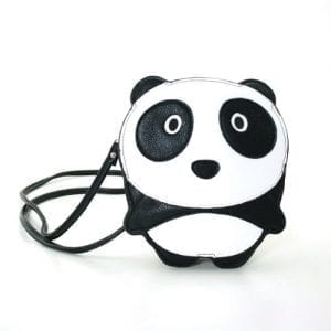 Sleepyville-Faux-Leather-Panda-Cross-Body-Shoulder-Bag-0