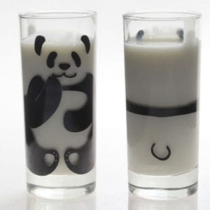 Stylish-Transparent-Panda-Glass-Cup-for-Milk-Cute-Home-Decoration-CLEAR-0