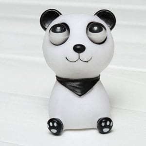 Water-Wood-Lovely-Panda-Stress-Relief-Toy-Decor-Decompression-Pop-Out-Eyes-Squeeze-Toy-0