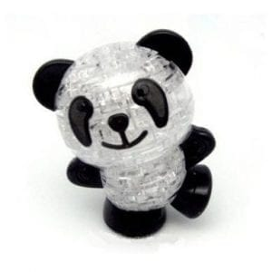 eBuy-3D-Crystal-Jigsaw-Puzzle-Black-Panda-Bear-with-light-0