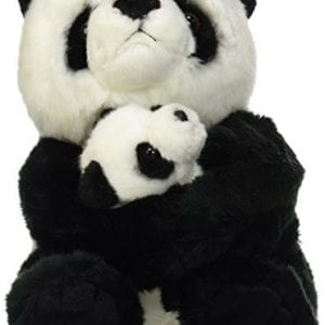 Aurora-World-Miyoni-Panda-Bear-with-Cub-Plush-15-0