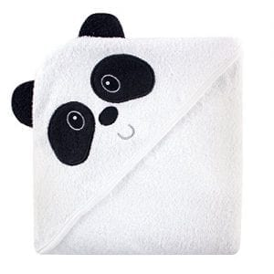 Luvable-Friends-Animal-Face-Hooded-Towel-Panda-0