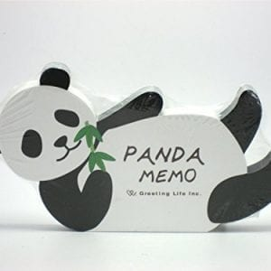 Panda-Die-cut-Memo-Pad-5x225x04-90-Sheets-5-Designs-Inside-0