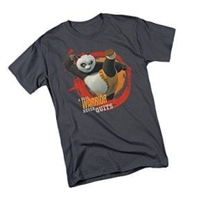 A-Real-Warrior-Never-Quits-Kung-Fu-Panda-Youth-T-Shirt-Youth-Medium-0