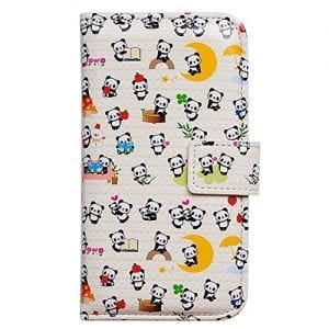 Bfun-Packing-Bcov-Happy-Panda-Pattern-Card-Slot-Leather-Wallet-Cover-Case-For-iPhone-5-5G-5S-0