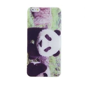 CaseBee-Cute-Baby-Panda-iPhone-6-Plus-55-Case-Package-includes-Screen-Protector-0