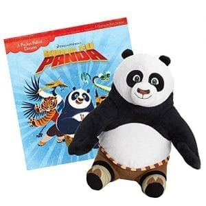 Dreamworks-Kung-Fu-Panda-12-inch-Plush-Po-with-a-30-Page-Pocket-Full-of-Dreams-Story-Book-Combo-Pack-0