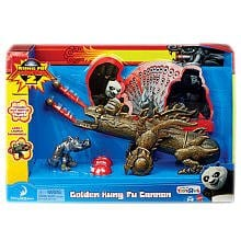 Kung-Fu-Panda-2-Exclusive-Playset-Golden-Kung-Fu-Cannon-Includes-Wolf-Warrior-Figure-0