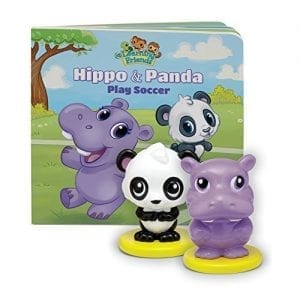 LeapFrog-Learning-Friends-Hippo-and-Panda-figures-with-Board-Book-0