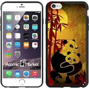 Panda-Love-Iphone-6-Plus-Case-Cover-For-Iphone-6-Plus-6S-Plus-55-Inch-by-Atomic-Market-0