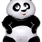 34-Big-Panda-Balloon-Party-Favor-Anti-Gravity-Hovering-Flying-Floating-String-less-Toy-0