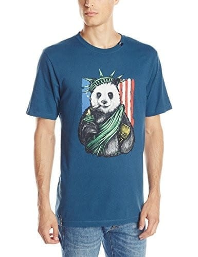 LRG-Mens-Liberty-Panda-T-Shirt-Nautical-Blue-X-Large-0