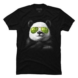cool-panda-Mens-3X-Large-Black-Graphic-T-Shirt-Design-By-Humans-0