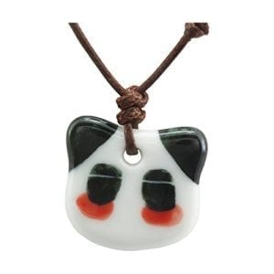 FM42-Cute-Shy-Cartoon-Panda-Face-Ceramic-Pendant-Necklace-CN1047-0