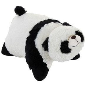 Genuine-My-Pillow-Pet-Comfy-Panda-Large-18-Black-and-White-0