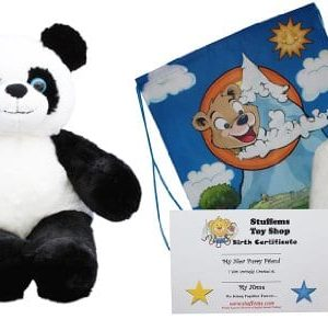 Make-Your-Own-Stuffed-Animal-Panda-No-Sew-Kit-With-Cute-Backpack-0