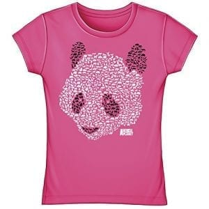 Officially-Licensed-Animal-Planet-Panda-Youth-Fitted-T-Shirt-Kids-Small-0