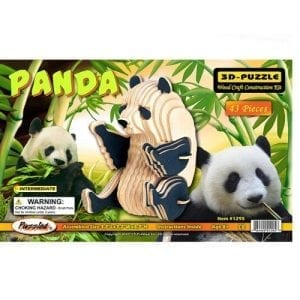 Puzzled-Panda-3D-Natural-Wood-Puzzle-0