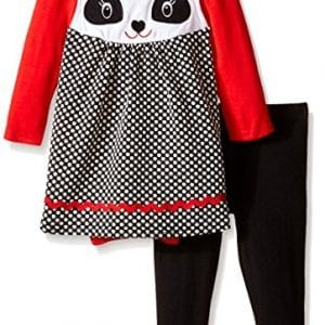 Nannette-Baby-Girls-Newborn-Panda-Jumper-Set-with-Creeper-and-Matching-Legging-Black-6-9-Months-0