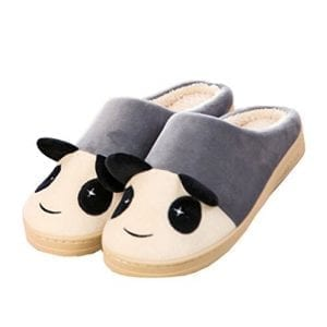 Winter-Mens-Cotton-Cute-Panda-Warm-Slippers-Indoor-Home-Slippers-Shoes-L41-42-grey-0