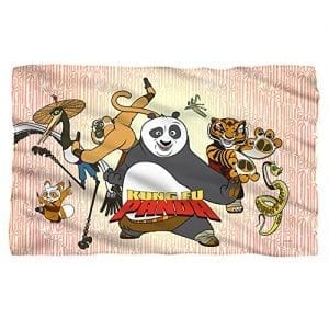 Group-Kung-Fu-Panda-Fleece-Throw-Blanket-0