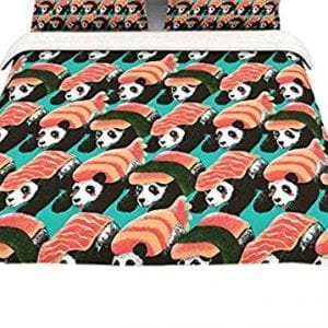 Kess-InHouse-Tobe-Fonseca-Sushi-Panda-Orange-Blue-Cotton-Twin-Duvet-Cover-68-x-88-0
