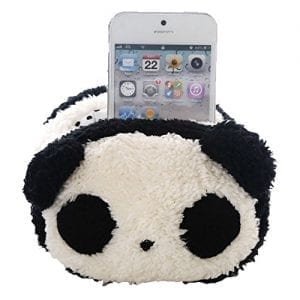 Leegoal-Animal-Soft-Toy-Universal-Mobile-Phone-Stand-Holder-SeatPanda-0