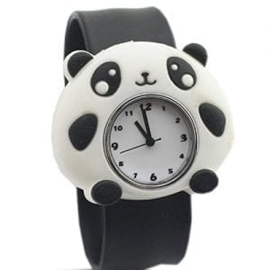 Unisex-3D-Panda-Cartoon-Kids-Children-Watch-Water-resistant-Sports-Watch-Bendable-Rubber-Strap-Wrist-Watch-Christmas-Gift-White-0