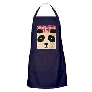 CafePress-Panda-Apron-Dark-Kitchen-Apron-Grilling-Apron-with-Pockets-0