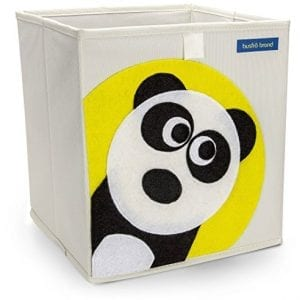 Foldable-Cube-Storage-Bin-Box-for-Nursery-or-Kids-Toys-Panda-0