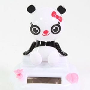 Sitting-Bobblehead-Panda-Girl-Nice-Clothes-Solar-Toy-Home-Decor-Birthday-Gift-US-Seller-We-Pay-Your-Sales-Tax-0