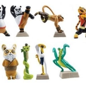 Kung-Fu-Panda-Figures-Set-of-8-Cake-toppers-or-Party-Favors-0