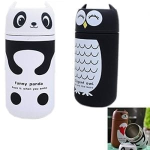 Chunlin-New-Design-Portable-Cute-Cartoon-Thermos-Bottle-Stainless-Steel-Vacuum-Cup-Travel-Mug-Water-Bottle-Panda-220ML-0