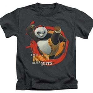 Juvenile-Kung-Fu-Panda-Real-Warrior-Kids-T-Shirt-Size-7-0