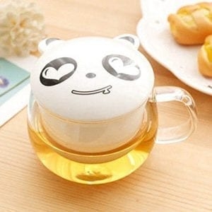 Keabby-301-400ml-Personal-Glass-and-Ceramics-Made-Tea-Infuser-Mug-TeapotTeacup-Panda-0
