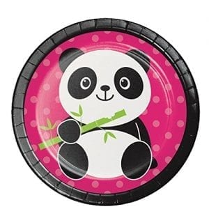 Panda-Party-7-inch-CakeDessert-Plates-8-ct-0