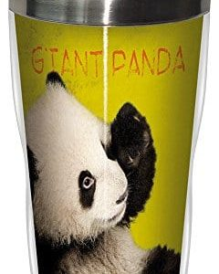 Tree-Free-Greetings-25799-Eric-Isselee-Giant-Panda-Sip-N-Go-Stainless-Lined-Travel-Mug-16-Ounce-0