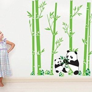Panda Wall Stickers Panda Things - Wall stickers art