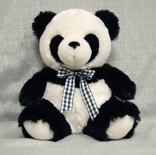 Panda Bear 12 Plush Stuffed Animal Panda Things