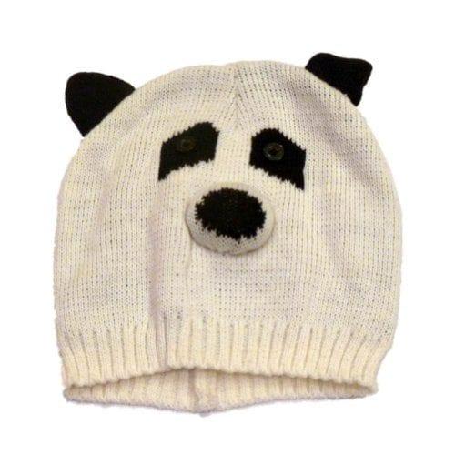 c75b07b09d8505 Mambo Hat Womens Knit Panda Beanie Winter Stocking Cap - Panda Things